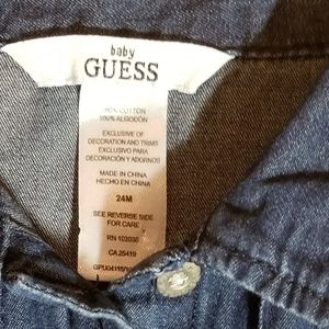 Guess Dresses - BABY GUESS Toddler Dress